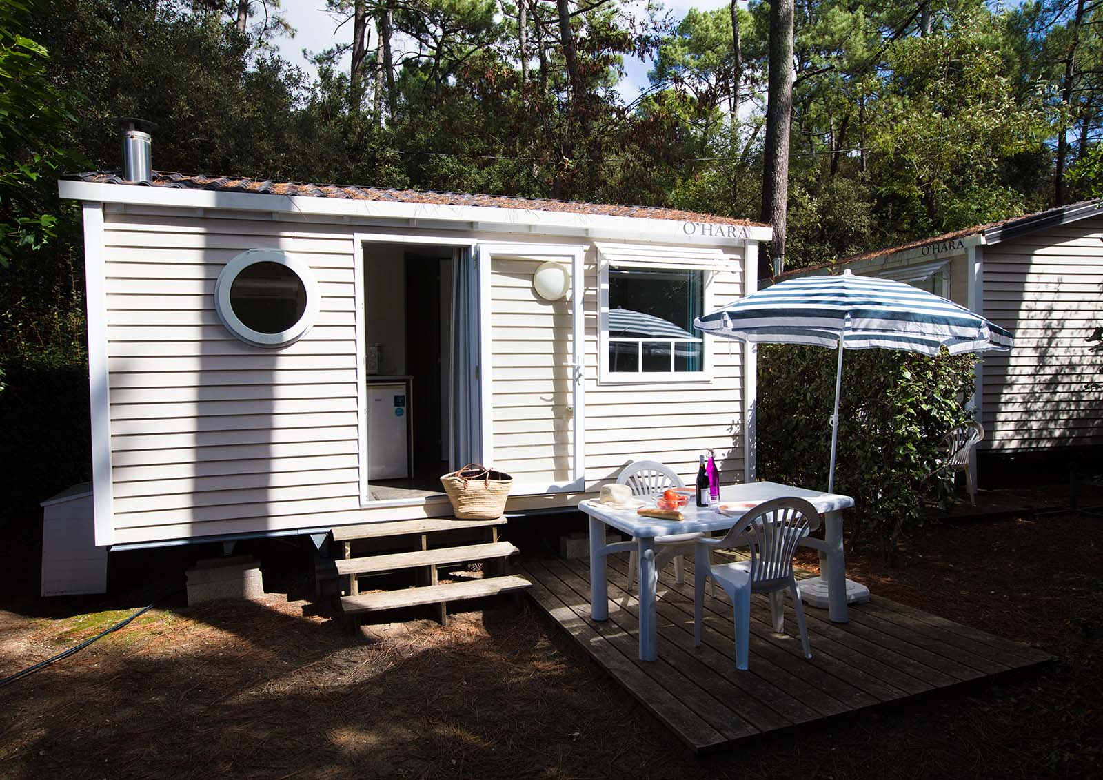 1 bedroom mobile home - 5-star campsite in Charente-Maritime