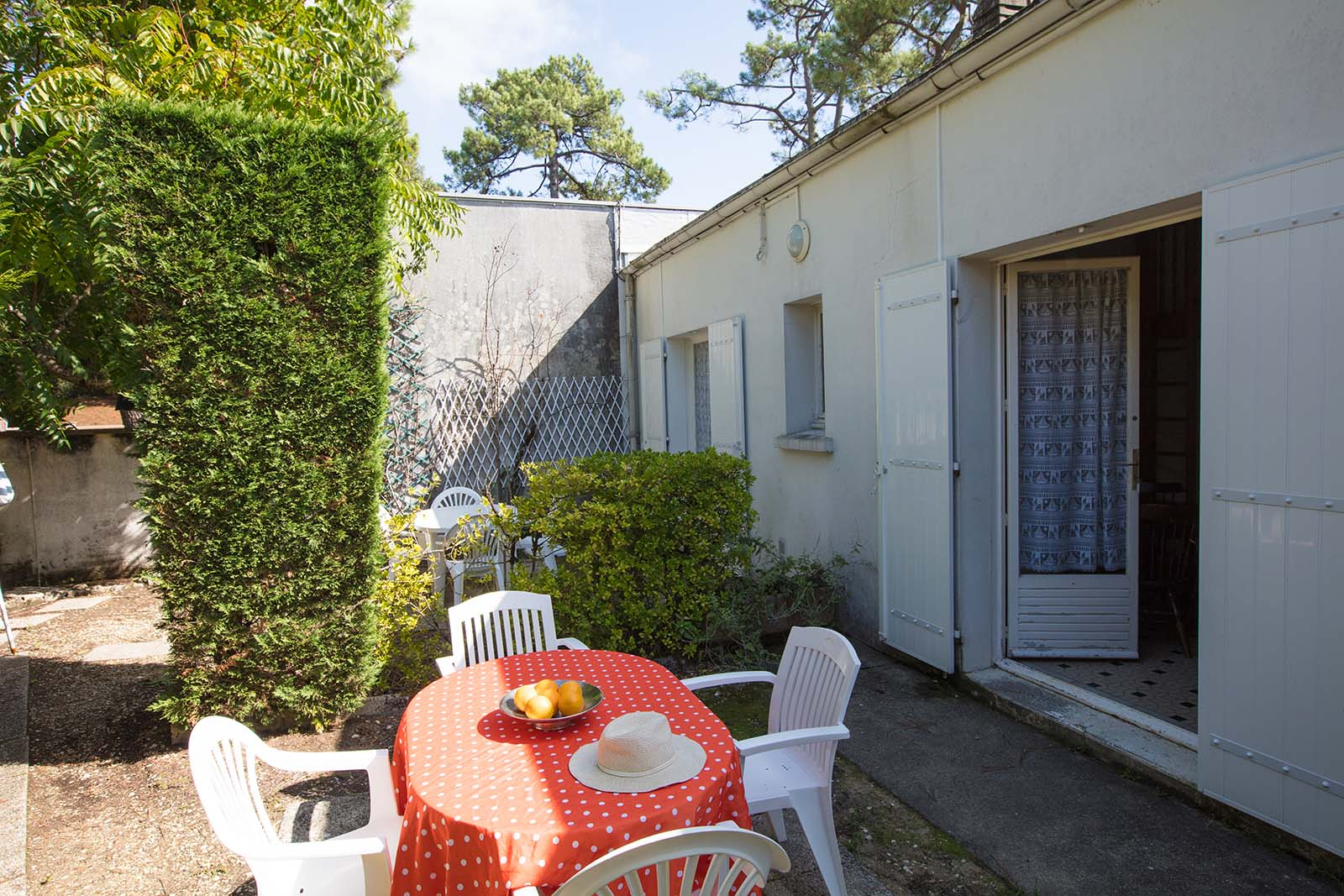 Studio apartment rental 4 people - Campsite near Royan (17)